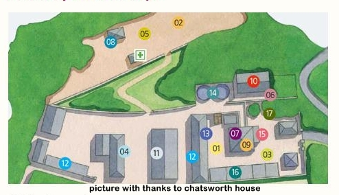 chatsworth house play area map