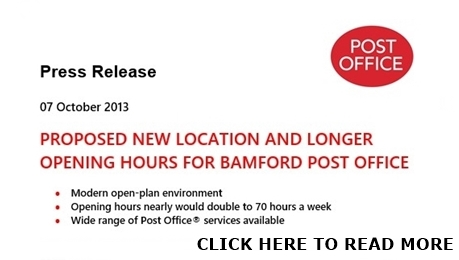 bamfordpostofficepressreleaseREADMORE