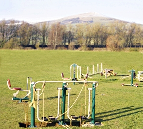 hope outdoor gym